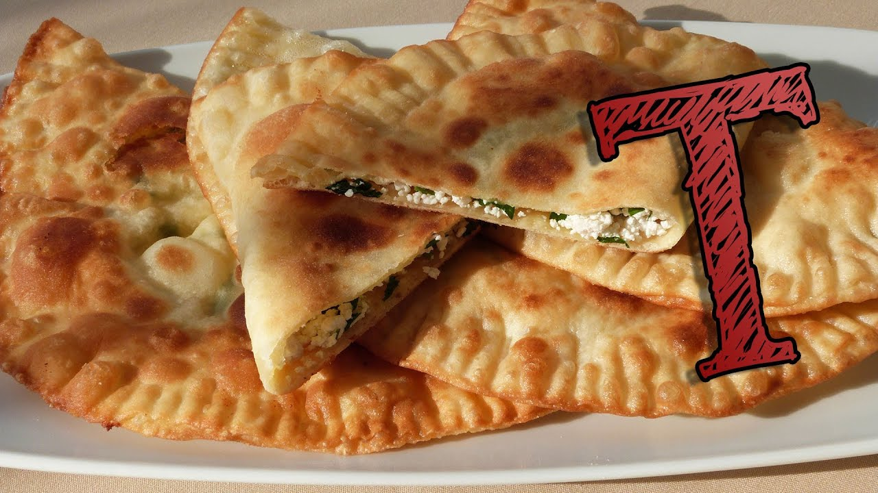 Fried dough filled with cheese recipe turkish recipes youtube forumfinder Choice Image