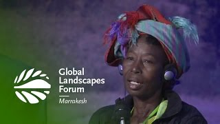Felicity Yameogo: Sustainable production, from the bottom up – GLF 2016 Marrakesh