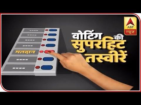64 % polling in Uttar Pradesh, 53 per cent in Bihar in first phase