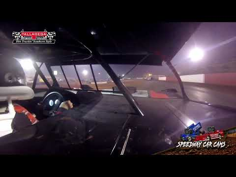 #J0 John Ownbey - Crate - 4-27-19 Talladega Short Track - In Car Camera