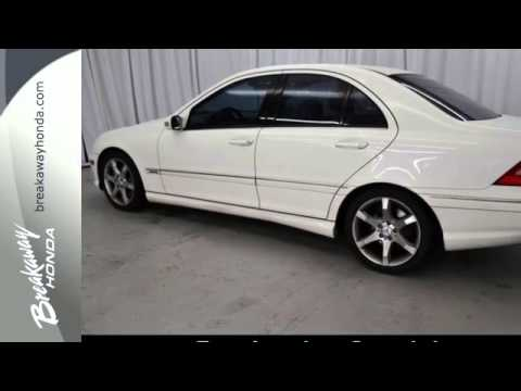 2007 Mercedes Benz C230 Greenville SC Easley, SC #B152112B   SOLD