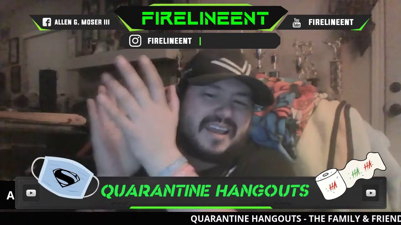 Quarantine Hangouts #7