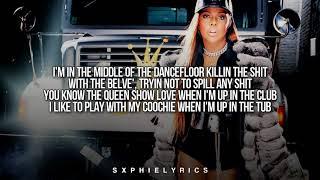 Lil' Kim - Hold It Now (Lyrics On Screen)