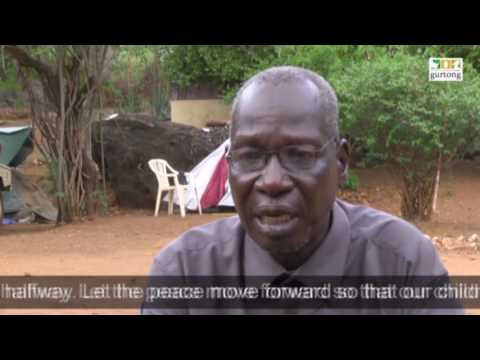Special Peace Message from Greater Equatoria