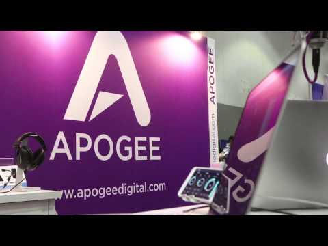 Apogee Element Thunderbolt Audio Interface Series