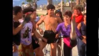 Jean-Claude Van Damme Breakin Movie Dance Clip 1984