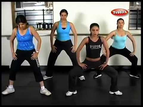 cooldown  aerobic dance workout  aerobics for beginners