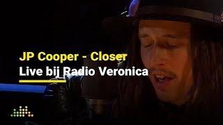 JP Cooper Closer Live Bij Radio Veronica