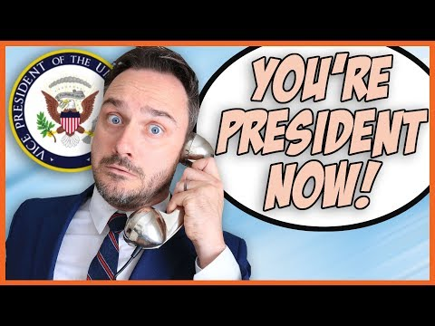 Top 5 VPs Who Suddenly Became President