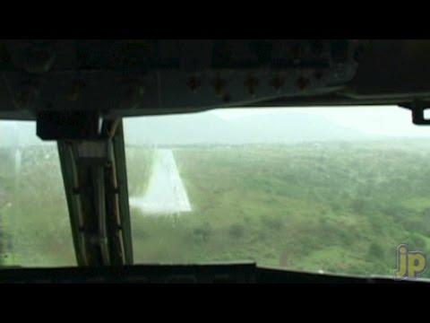 737 into Antsiranana