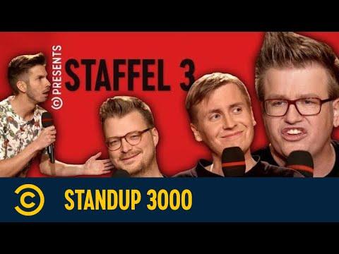 Dumm geht die Welt zu Grunde |Comedy Central Presents ... STANDUP 3000 | Staffel 3 - Folge 3