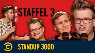 Dumm geht die Welt zu Grunde |STANDUP 3000 | Staffel 3 - Folge 1 | Comedy Central DE