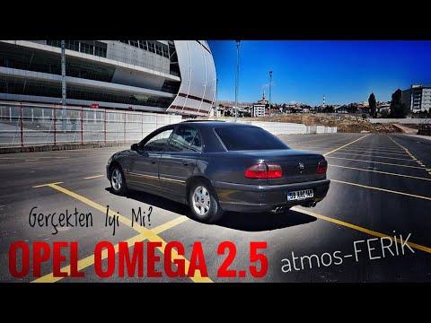 Gerçekten İyi Mi? Opel OMEGA   2.5   Otomobil Günlüklerim
