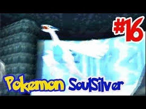 Pokemon:SoulSilver #16 จับ ลูเกีย โปเกม่อนในตำนาน