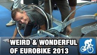 Weird and Wonderful Bike Tech 2014