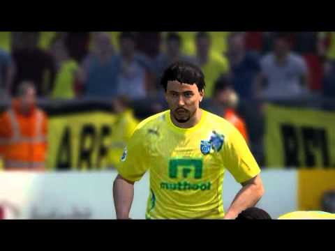 d6399ef597 ISL Indian Super League PES 2016 GAMEPLAY - YouTube