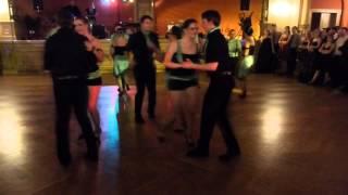 Salsa meets Tango Show @ Mitternachtsball Dresden