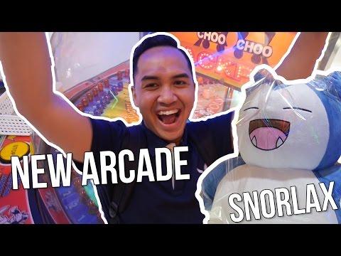 Can We Win The Huge Snorlax? - Arcade Ninja (Omocha World)