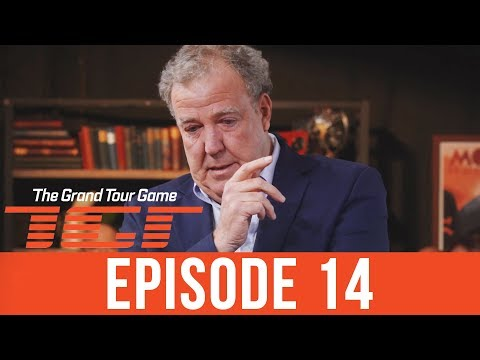 THE GRAND TOUR GAME - SEASON 3 EPISODE 14 (All Golds) Funeral For A Ford - Last Episode