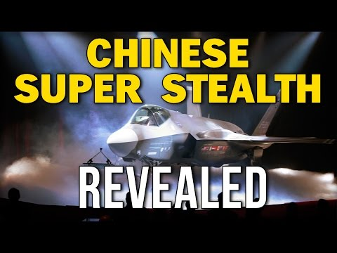 CHINESE SUPER STEALTH REVEALED