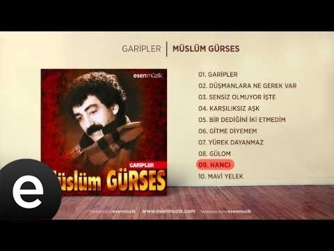 Hancı (Müslüm Gürses) Official Audio #hancı #müslümgürses