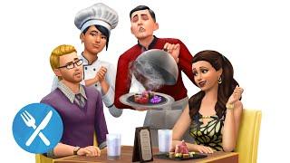 The Sims 4 Zjedzmy na mieście na Xbox One oraz PS4