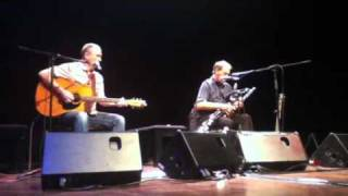 Finbar Furey on the pipes 2011