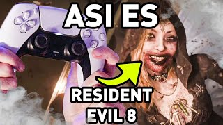 Jugamos a RESIDENT EVIL 8 (Village) - Gameplay de la DEMO en PS5