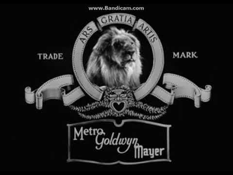 Metro-Goldwyn-Mayer/Liberty Films Logos