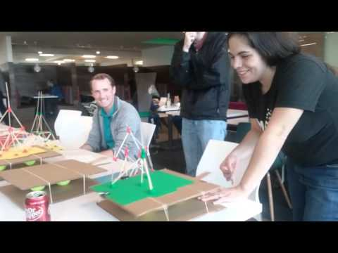 Impinj Engineers Week 2016 - Tower Construction