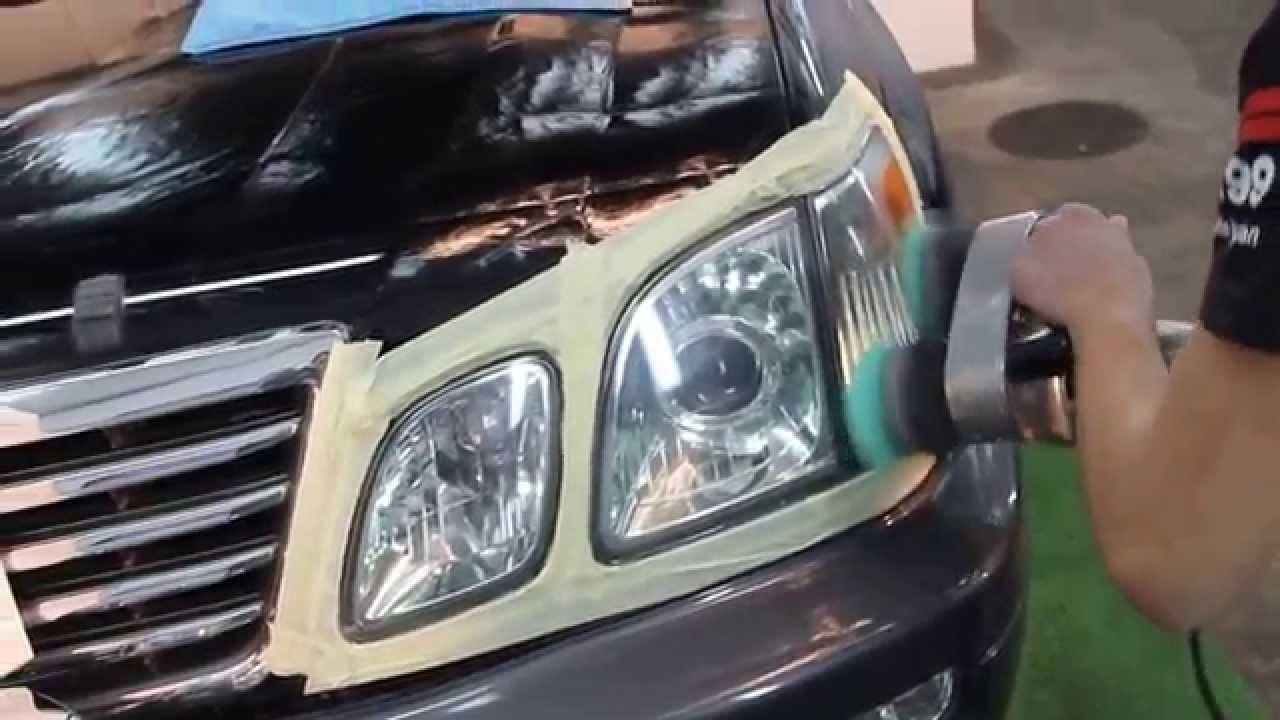 Как снять стекло с фары [Volkswagen Passat | Фольксваген Пассат .