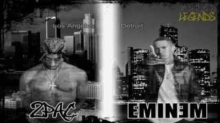 2Pac & Eminem - When I
