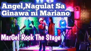 Mariano G Ginulantang Ang MarGel Fans,Angel Nagulat