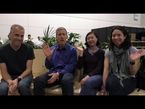 Chet Haase + Tor Norbye: Public Speaking