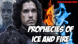 Prophecies Of Ice and Fire Theory Game Of Thrones Season 8 (End Game)