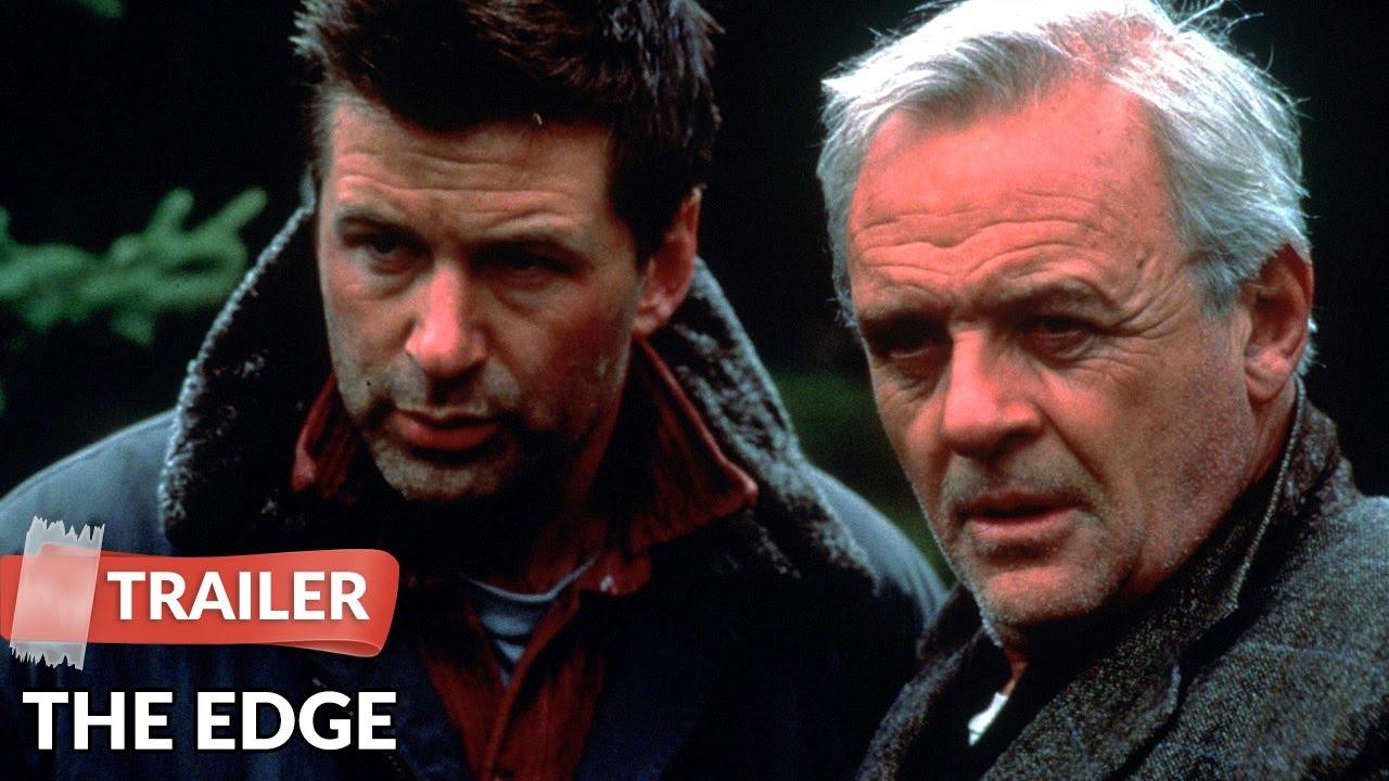 The Edge 1997 Trailer HD | Anthony Hopkins | Alec Baldwin ...