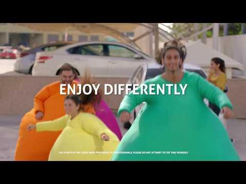 Enjoy Differently