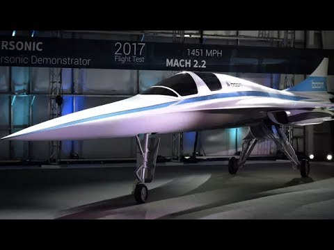 Boom Supersonic Reinvents High-Speed Air Travel with Rescale's Big Compute Platform
