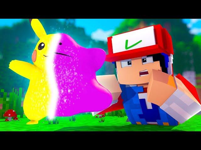 Minecraft: DITTO O POKEMON COPIADOR - RUBY #25 « Nitro »