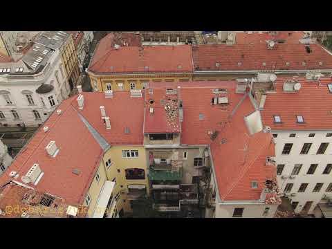 Potres Zagreb 22 3 2020 Steta Kolding Dobar Zvuk Gajeva Zrin Studio Smjeha Sekvence Dron Youtube
