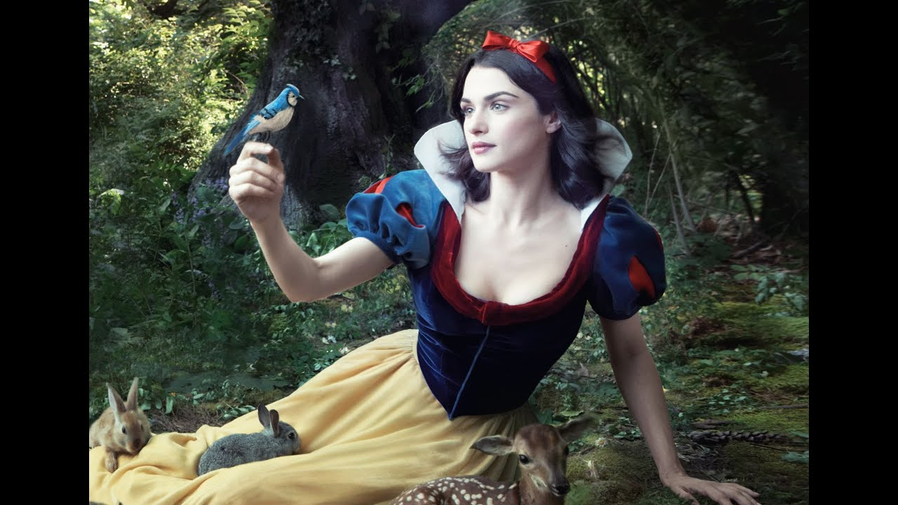 Celebrity disney photo shoot by annie leibovitz