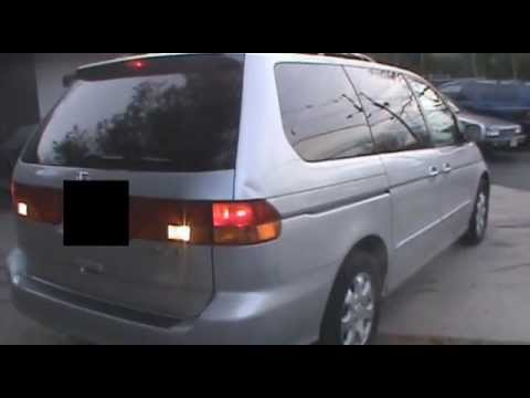 2003 honda odyssey transmission failure youtube. Black Bedroom Furniture Sets. Home Design Ideas