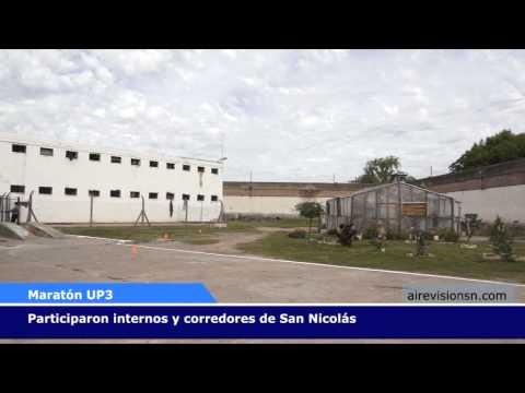 Maratón en UP3 - San Nicolás