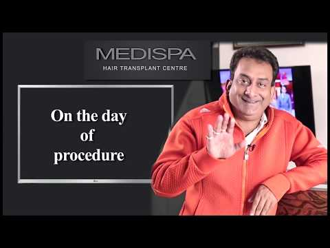 OFFICE OFFICE :) Pandey Ji Hair Transplant at Medispa India |Jaipur|Delhi by Dr Suneet Soni