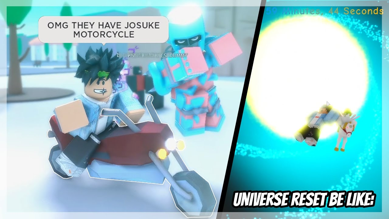 Is This The BEST Upcoming Roblox JOJO Game? | Playing An AMAZING Upcoming Roblox JOJO Game!
