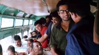 INTRESTING - Hero SIDDHART First cameo  in 2002  AMRUTHA Movie. Notice him Back of Madhavan