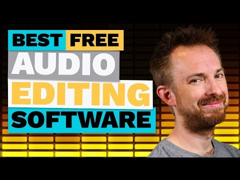 Best Free Audio Editing Software (Free Audio Recording Software for PC, Mac and Linux)