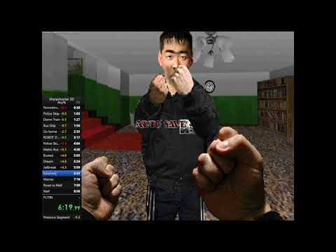 SharpShooter3D WR - 12:15.25 (Any%)  