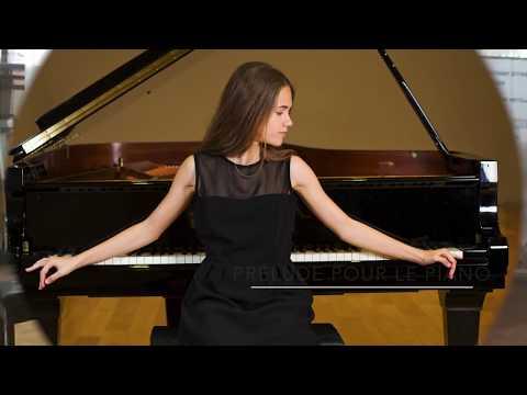 Prélude Pour Le Piano C.Debussy  Marta Zambudio Meseguer