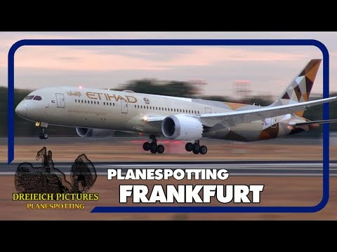 Planespotting Frankfurt Airport | August 2018 | Teil 2
